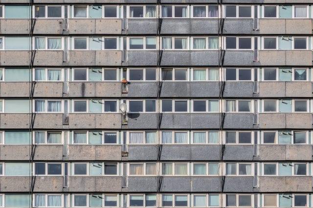 housing association tenants