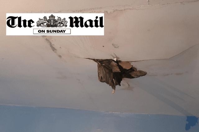 housing disrepair coronavirus mail on sunday