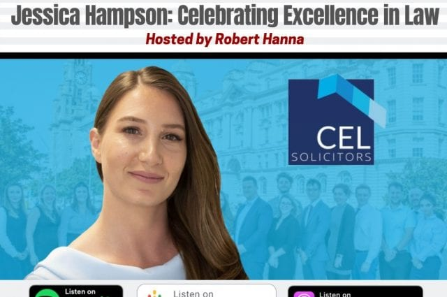 Jessica Hampson on Legally Speaking with Kissoon Carr
